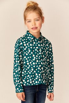 Next Animal Print Blouse (3-16yrs)