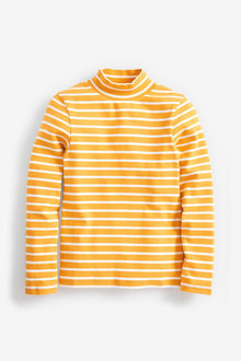 Next Turtle Neck Long Sleeve Top (3-16yrs)