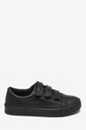 Next Leather Skate Strap Shoes (Older)