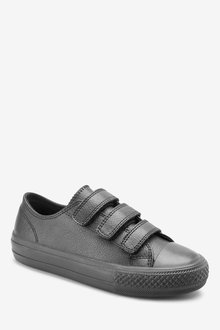 Next Leather Triple Strap Shoes (Older)