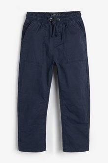 Next Lined Pull-On Trousers (3-16yrs)