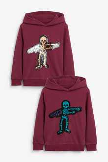 Next Flossin' Sequin Change Hoody (3-16yrs)