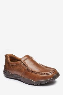 Next Leather Loafer Shoes (Older)