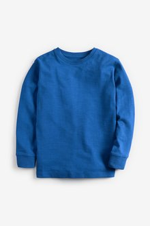 Next Long Sleeve Cosy T-Shirt (3-16yrs)
