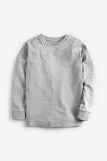 Next Long Sleeve Cosy T-Shirt (3-16yrs) - 242738