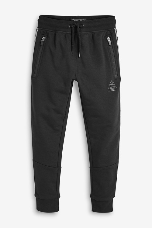 Next Side Tape Joggers (3-16yrs)