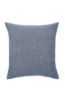 Hampton Chambray Linen European Pillowcase Pair - 242757