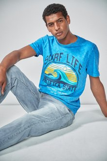 Next Surf Graphic T-Shirt