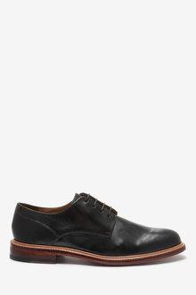 Next Modern Heritage Good Year Welted Derby Shoe - 242806