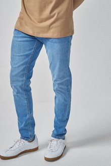 Next Jeans With Stretch-Tapered Fit