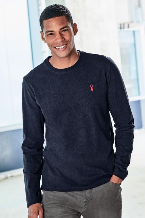 Next Soft Touch Long Sleeve T-Shirt