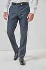 Next Check Tailored Fit Trousers
