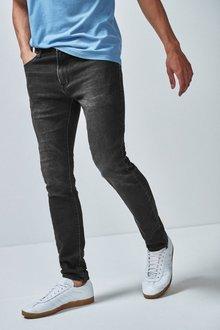Next Jersey Denim Jeans-Skinny Fit
