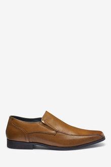 Next Textured Slip-On Shoe