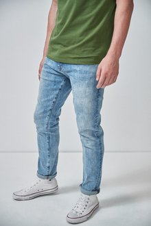 Next Snow Wash Jeans