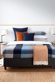 Check Blanket - 242930