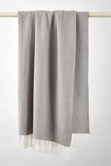 Herringbone Throw - 242933