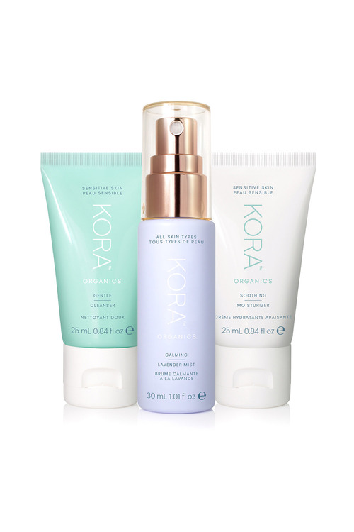 KORA Organics Daily Ritual Kit Sensitive
