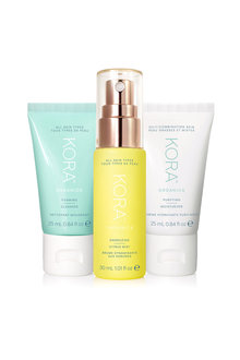 KORA Organics Daily Ritual Kit Oily/Combination - 243012