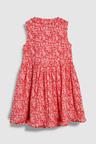 Next Cotton Wrap Dress (3-16yrs)