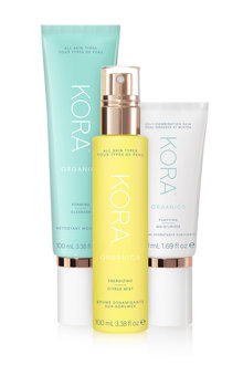 KORA Organics 3 Step System Oily/Combination