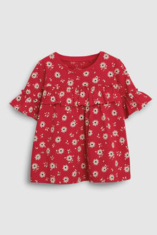 Next Ruffle T-Shirt (3-16yrs) - 243063