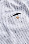 Next Textured Stripe T-Shirt (3-16yrs)