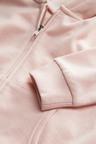 Next Light Pink Zip Through Hoody