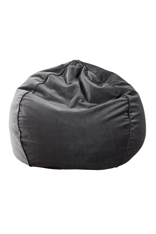 Windsor Velvet Beanbag