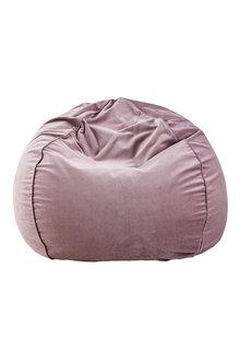 Windsor Velvet Beanbag - 243141