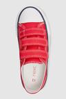 Next Red Triple Strap Shoes
