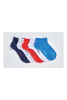 Next Trainer Liner Socks Five Pack (Older) - 243176