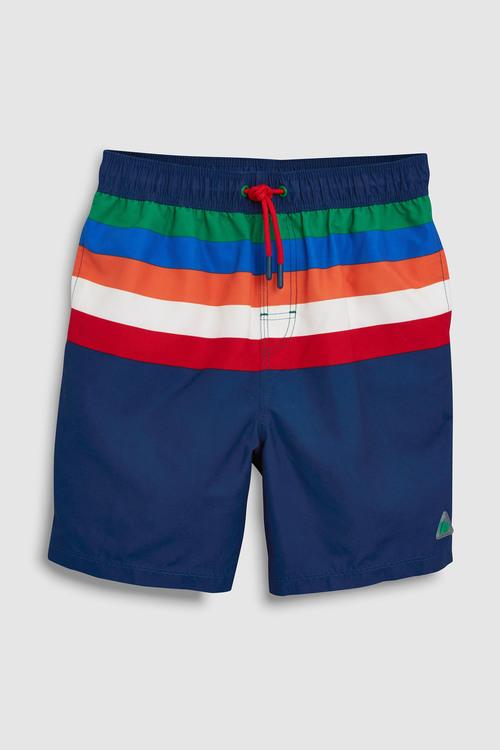 Next Striped Swim Shorts (3-16yrs)