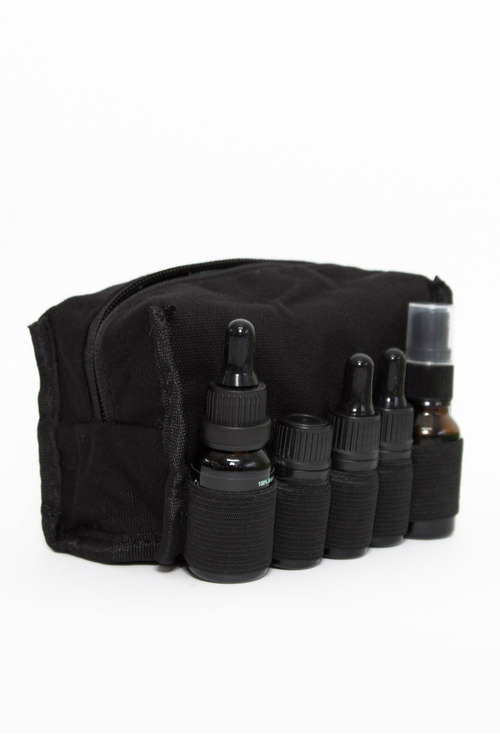 Black Chicken Remedies Travel Skincare Kit