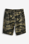 Next Camouflage Shorts (5-16yrs)