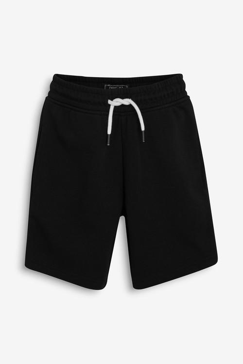 Next Black Shorts (5-16yrs)