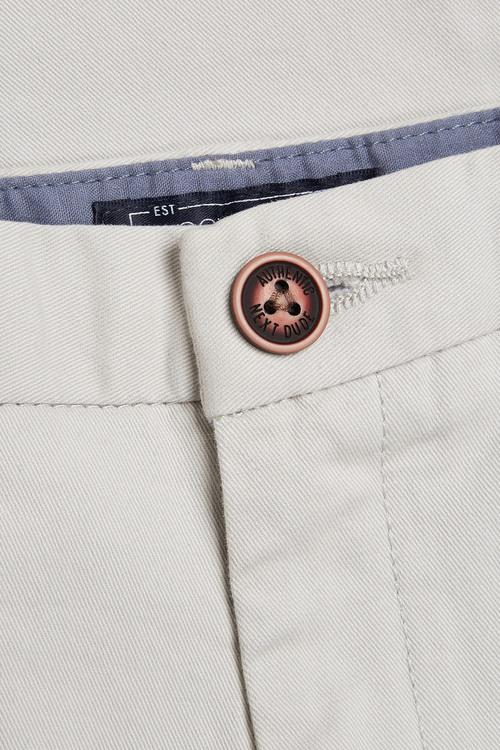 Next Putty Skinny Chino Trousers