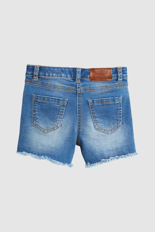 Next Cherry Embroidered Shorts (3-16yrs)