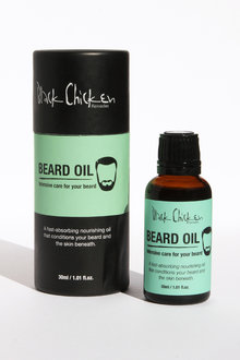 Black Chicken Remedies Beard Oil - 243292