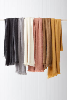 Boucle Throw - 243296