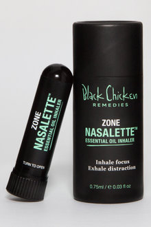 Black Chicken Remedies Zone Nasalette Inhaler