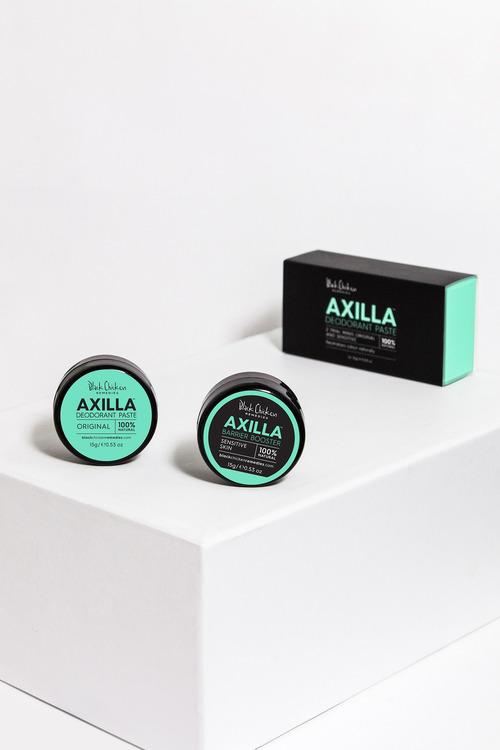 Black Chicken Remedies Axilla Deodorant Twin Pack