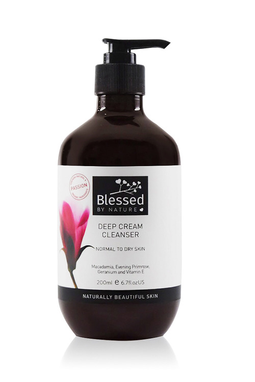Blessed by Nature Deep Cream Cleanser