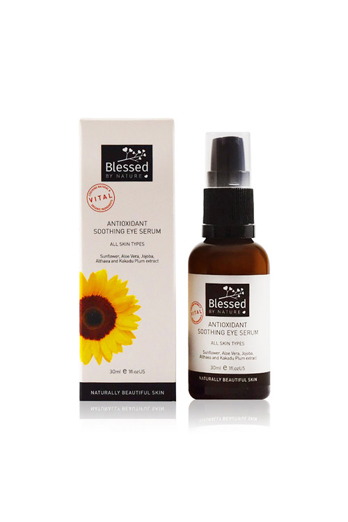 Blessed by Nature Anti Oxidant Soothing Eye Serum