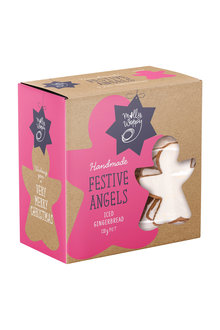 Molly Woppy Iced Gingerbread Angels