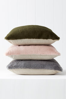 Aspen Faux Fur Cushion - 243415