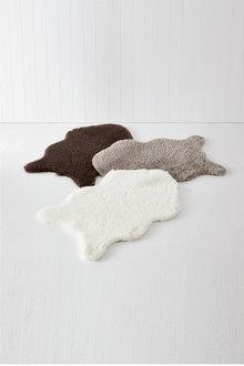 Shetland Faux Fur Rug