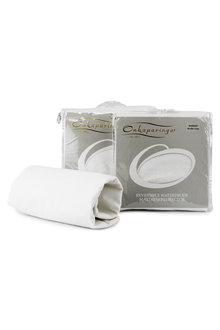 Onkaparinga Reversible Waterproof Basinette Mattress Protector