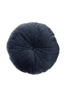 Windsor Round Velvet Cushion - 243442