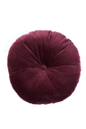 Windsor Round Velvet Cushion
